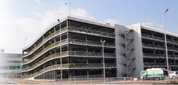 福岡空港周辺の格安駐車場!送迎付きの安い民間駐車場を紹介!