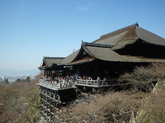 京都清水寺周辺の駐車場!最大料金のある安い駐車場5選!