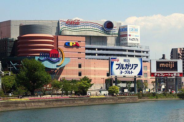 キャナルシティ博多周辺の駐車場情報&安い駐車場9選!