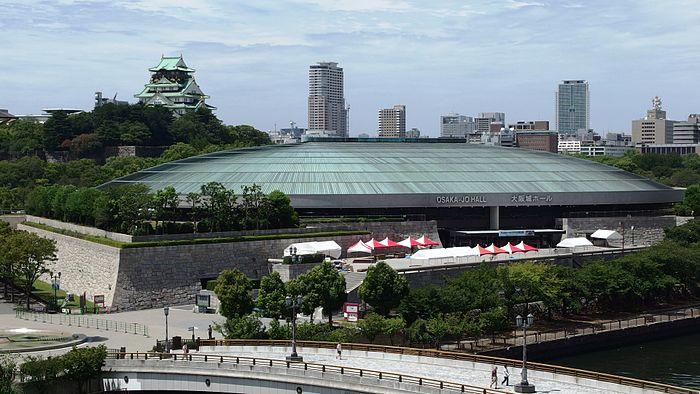 大阪城ホール周辺の駐車場!予約できる料金の安い駐車場7選!