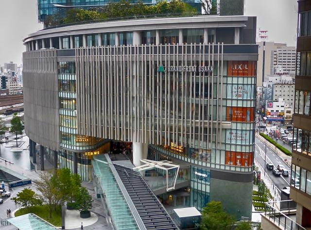 ヨドバシカメラ梅田のアクセス&駐車場!料金や無料サービスは?