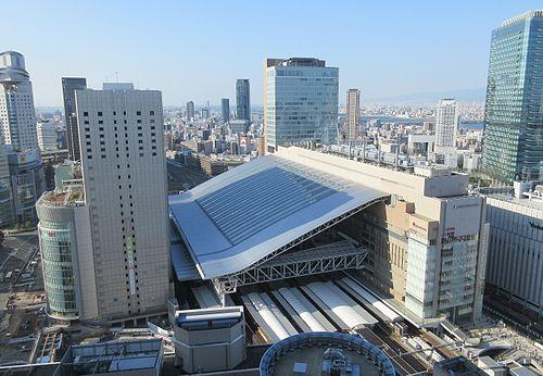 大阪駅・梅田周辺の格安駐車場!最大料金のある安い駐車場10選!