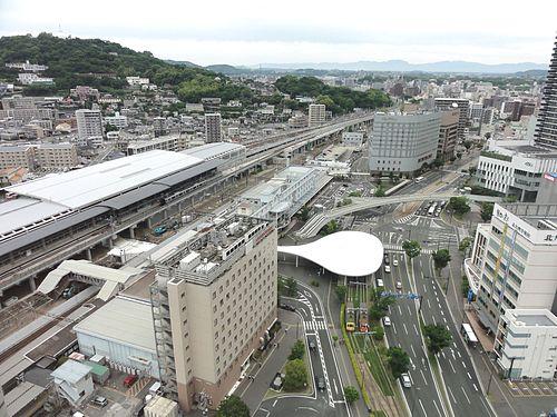 熊本市・熊本駅周辺の安い駐車場!新幹線利用の料金割引も紹介!