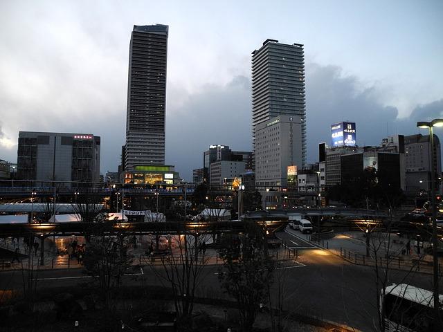 岐阜駅周辺の駐車場!1日料金の安い駐車場・無料駐車場を紹介!