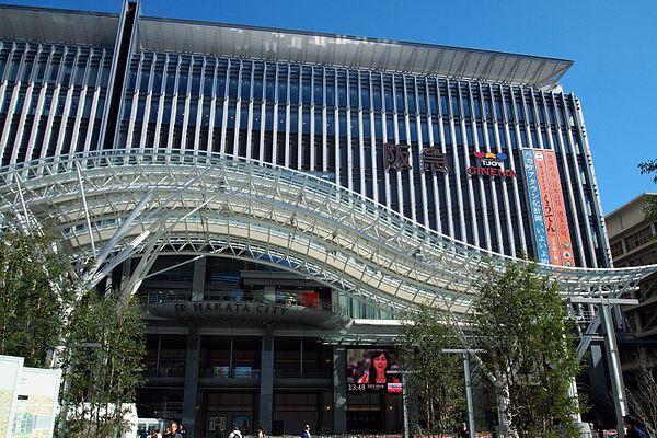 博多駅周辺の駐車場!新幹線割引や料金割引のある駐車場まとめ!