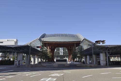 金沢駅西口・東口周辺の駐車場!最大料金の安い駐車場7選!