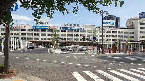 新潟駅南口・万代口周辺の駐車場!最大料金の安い駐車場7選!