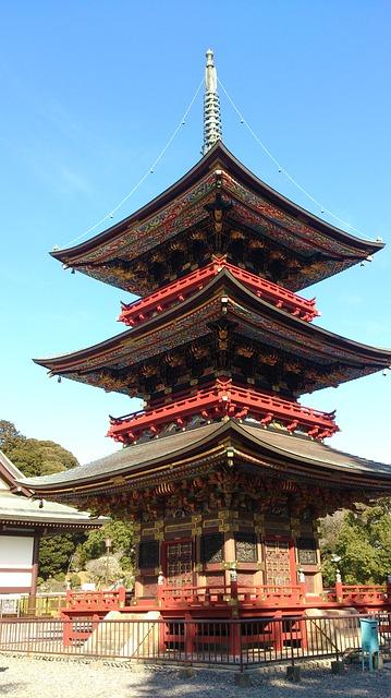 成田山新勝寺周辺の駐車場!穴場や料金無料の駐車場も紹介!