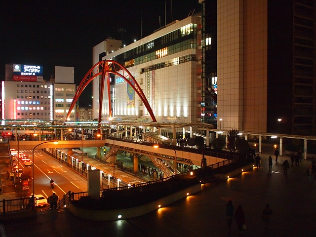 立川駅周辺の駐車場!最大料金1000円以下の安い駐車場7選!