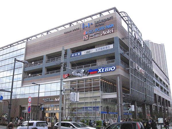 ららぽーと豊洲(キッザニア東京)の駐車場!料金や無料割引は?