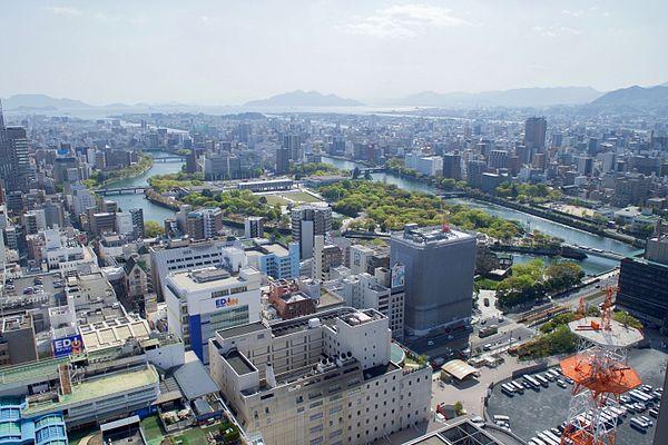 広島市内の駐車場マップ!無料で停められる駐車場も紹介!