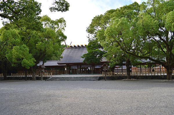 熱田神宮周辺の駐車場!料金の安い駐車場と無料駐車場を紹介!