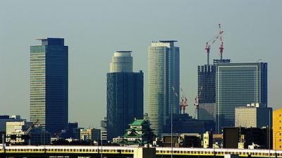 名古屋駅東口・西口周辺の駐車場&無料割引のある駐車場まとめ!