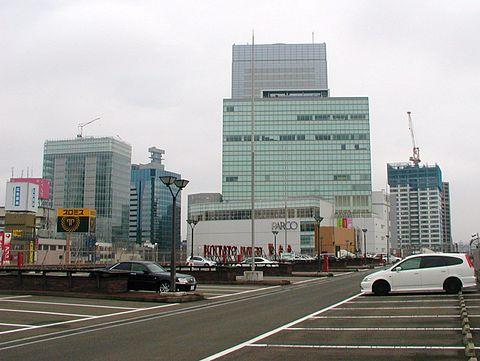 仙台駅屋上駐車場の行き方は?新幹線割引で1日料金はいくら?