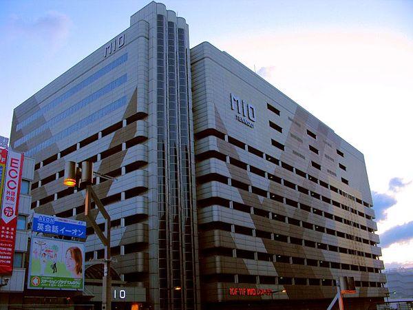 天王寺ミオ(MIO)の駐車場&周辺の最大料金の安い駐車場5選!