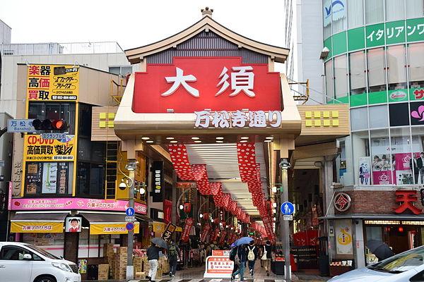 名古屋市大須(大須観音・大須商店街)周辺の安い駐車場5選!