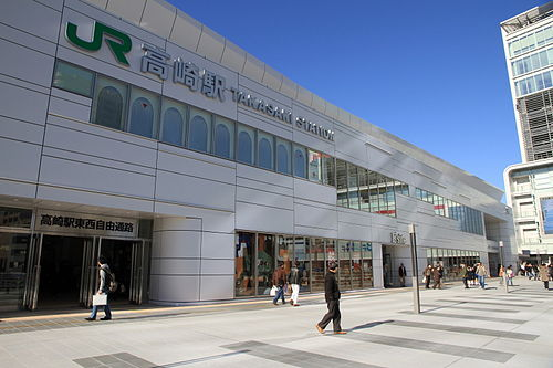高崎駅東口・西口周辺の駐車場!1日500円以下の安い駐車場7選!