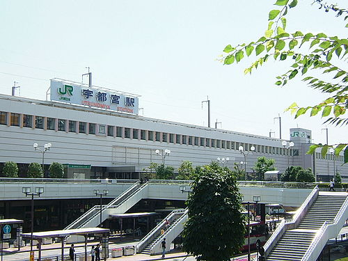 宇都宮駅西口・東口周辺の駐車場!最大料金の安い駐車場6選!