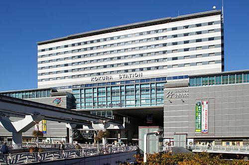 小倉駅北口・南口周辺の駐車場!一泊料金の安い駐車場選を紹介!