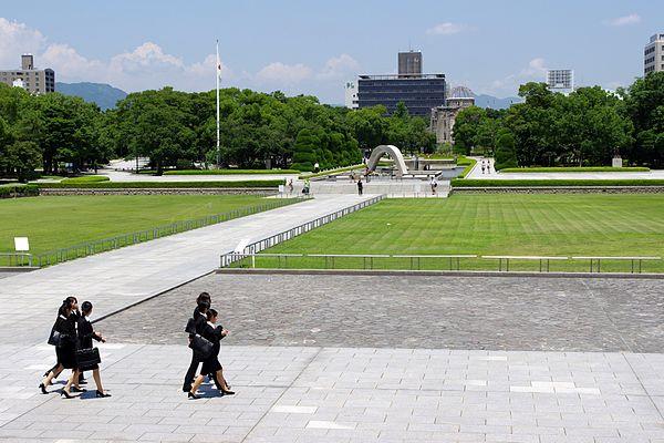 広島市基町・原爆ドーム・平和記念公園周辺の駐車場を紹介!