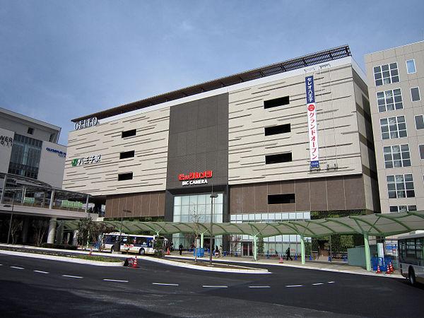 八王子駅北口・南口周辺の駐車場!無料割引のある駐車場まとめ!