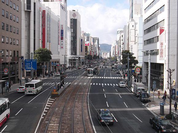 広島市中区(紙屋町・八丁堀・広島本通り)周辺の駐車場を紹介!