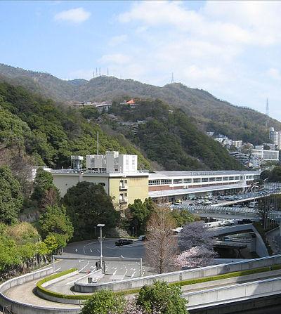 新神戸駅周辺の駐車場!新幹線割引利用でタイムズの料金割引!