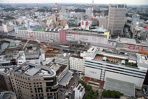 横浜駅東口周辺の駐車場!最大料金のある安い駐車場はどこ?