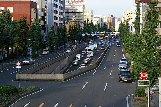 【仙台広瀬通】国分町・一番町周辺の駐車場!安い駐車場はどこ?