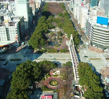【名古屋栄】エンゼルパーク駐車場!料金や提携先は?