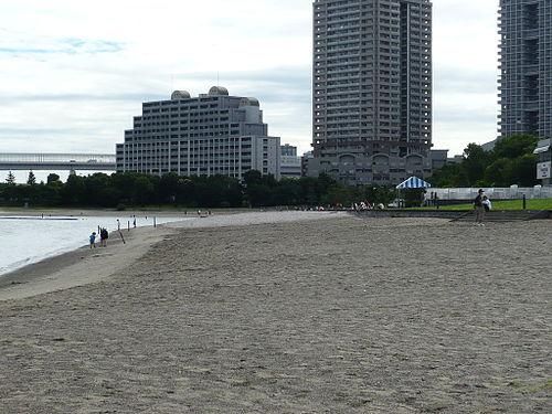 お台場海浜公園へのアクセスや駐車場料金は?混雑や無料情報も!