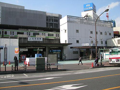 五反田駅周辺の駐車場!最大料金1500円以下の安い駐車場6選!