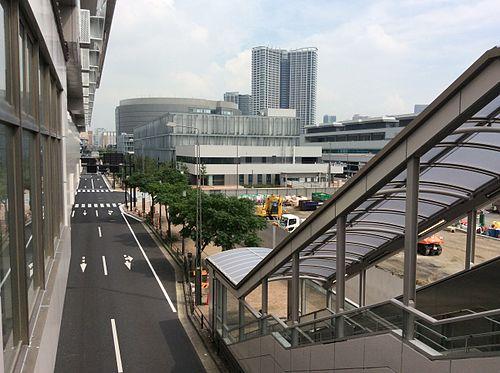 豊洲市場周辺の駐車場!一般利用できる料金の安い駐車場は?
