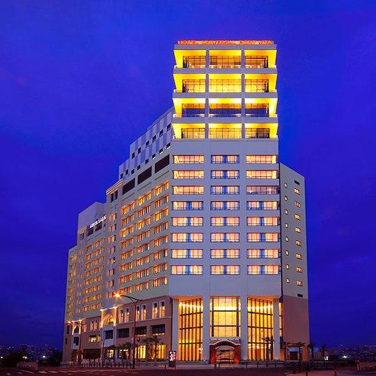 ホテルユニバーサルポートヴィータのアクセス方法&駐車場料金は?