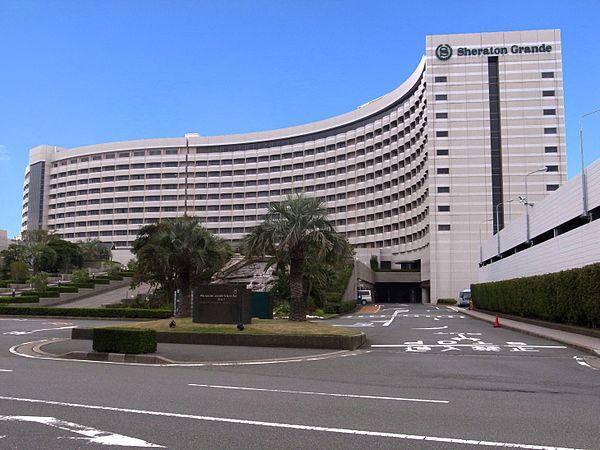 シェラトン東京ベイのアクセス方法&駐車場料金は?