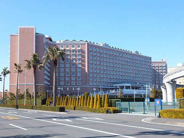 グランドニッコー東京ベイ 舞浜のアクセス方法&駐車場料金は?