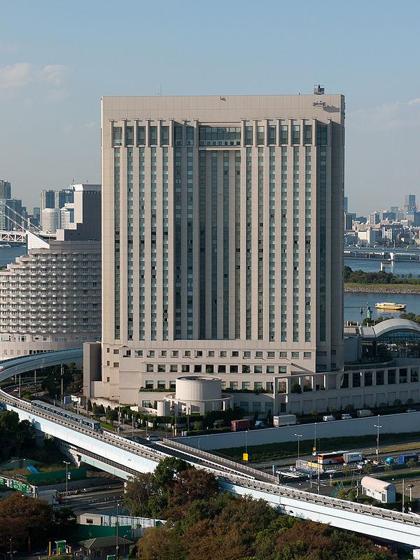 グランドニッコー東京 台場のアクセス方法&駐車場料金は?