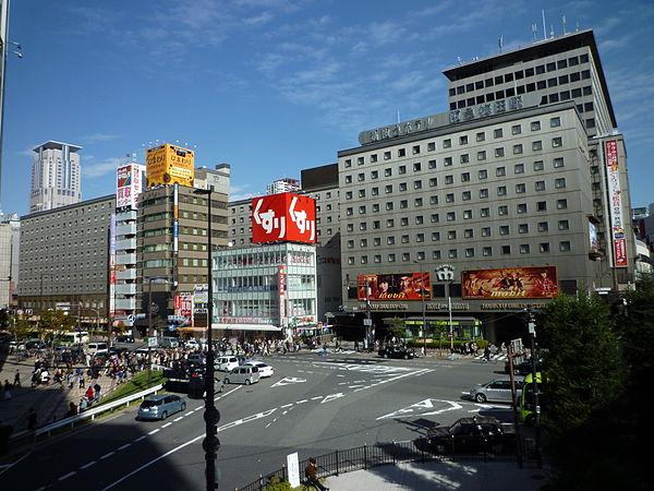 新阪急ホテル・オリンピアのアクセス&駐車場!料金や割引は?
