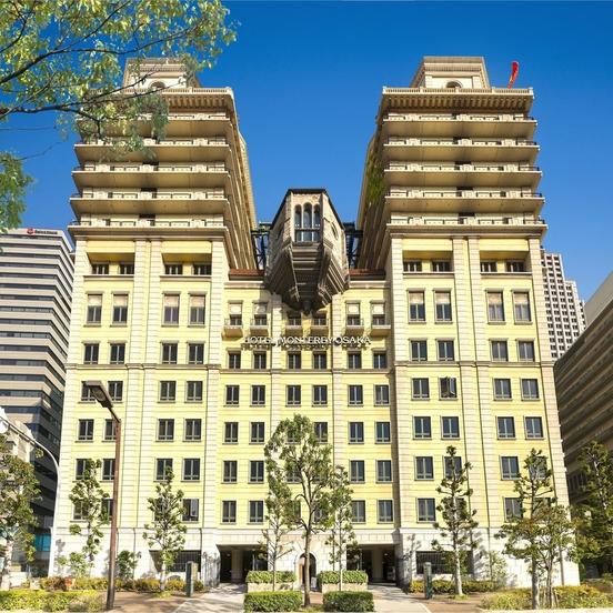 ホテルモントレ大阪のアクセス&駐車場!宿泊者の料金割引は?