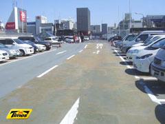 タイムズ上野駅公園口!駐車場の料金や混雑状況は?予約できる?