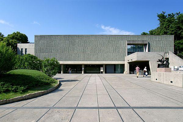国立西洋美術館のアクセス&周辺の駐車場!予約できる安いとこは?