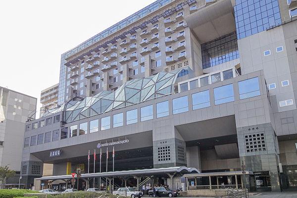 ホテルグランヴィア京都のアクセス&駐車場!料金やサービスは?