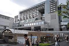京都駅周辺の駐車場!一泊・連泊料金の安い駐車場6選!