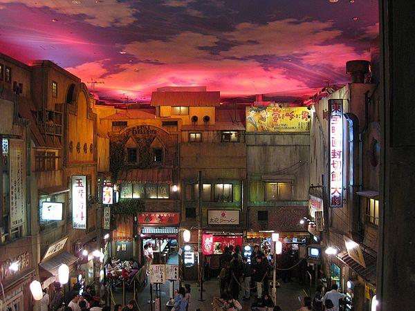 新横浜ラーメン博物館のアクセス&駐車場!無料割引はある?