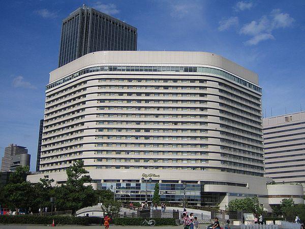ホテルニューオータニ大阪の駐車場!大阪城ホール利用で料金無料?