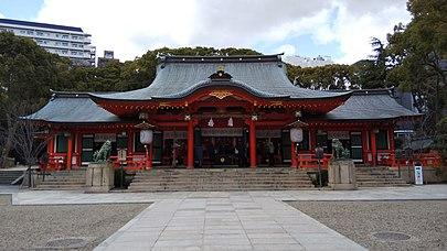 生田神社のアクセス&駐車場!周辺の駐車場より料金は安い?