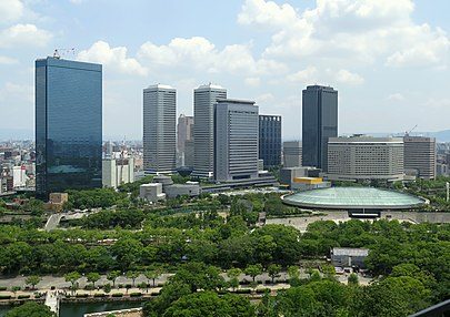 大阪城ホールのアクセス&周辺の駐車場!料金の安い駐車場6選!
