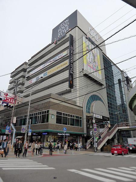 ダイエー神戸三宮店の駐車場!料金・無料割引・提携駐車場は?