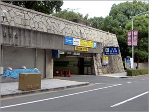 神戸市立三宮駐車場!北・南の料金・時間や提携は?