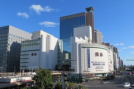 神戸阪急(旧そごう)の駐車場!料金や無料割引サービスは?